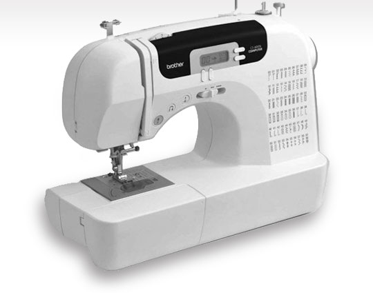 Brother CS6000I Sew Advance Sew Affordable 60-Stitch Computerized